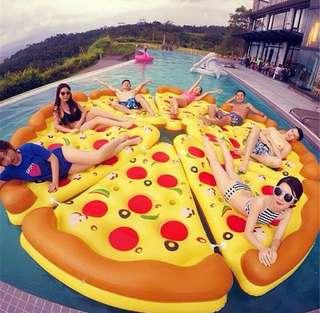 Pizza Swimming Float for Adult