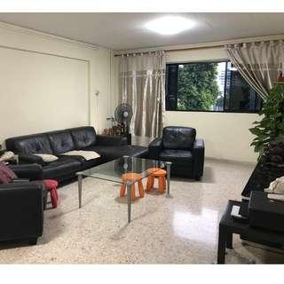 Highly Sought-After Point-Block 5-Rm Flat