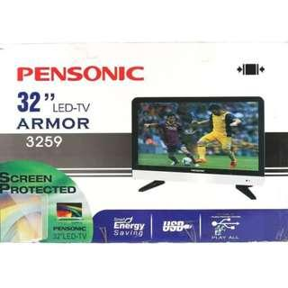 "Pensonic TV 32"" Inch LED 3259 Armor Television"