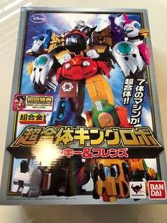Bandai Tamashii Nation Chogokin Disney King Robo Mickey & Friends