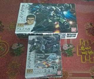 HG Graze Kai Custom Set