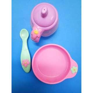 Baby alive accesories