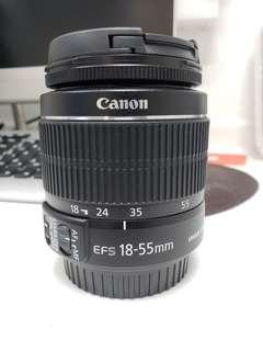 Canon EFS 18-55 mm IS 2