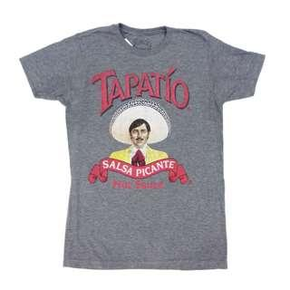 Tapatio Salsa Picante Hot Sauce 50/25/25 T-Shirt Size M