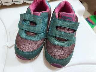 休闲鞋 dr.kong女童鞋 紫色兒童鞋