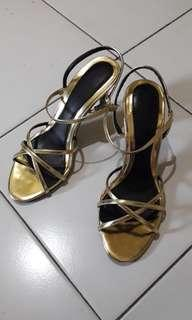 Gold ZARA