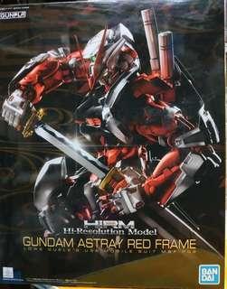 Bandai Hirm 1/100 Red Frame 紅迷