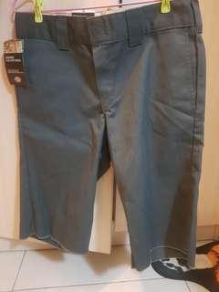 🚚 [現貨]Dickies軍綠色工作短褲