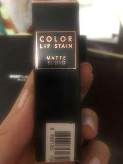 Colour lip stain