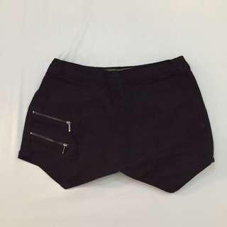 Black Skirt-Pants
