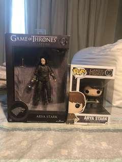Arya Stark Funko