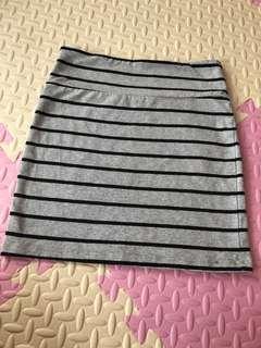 Forever 21 Stripe Skirt
