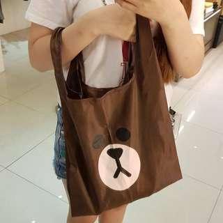 🚚 熊大 購物袋 環保袋