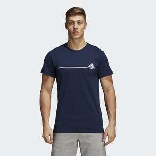 🚚 Adidas DI0293 Navy Short Sleeve