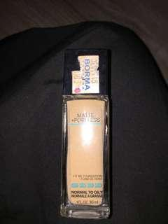 MAYBELLINE FIT ME FOUNDATION SHADE 220 NATURAL BEIGE