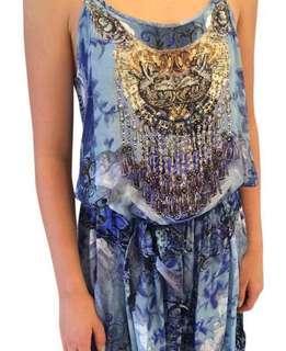Camilla maxi / jumpsuit dress