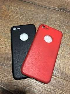 iPhone 7/8 leather cases