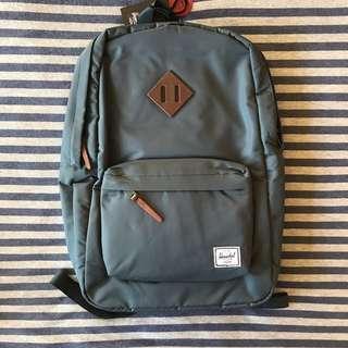 d70a0955cbf Preorder - Herschel heritage nylon series backpack - navy
