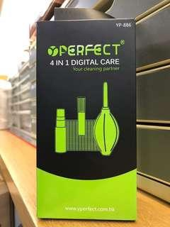 Perfect 4 in 1 cleaning care for DSLR / Lens 清潔鏡頭