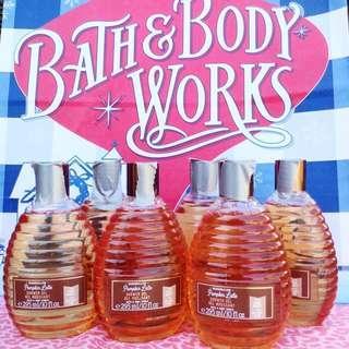 Bath and Body works shower Gel