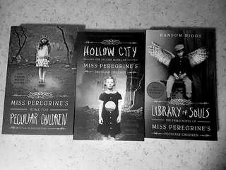 🚚 Miss Peregrine's Home for Peculiar Children