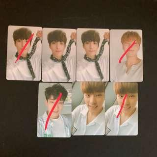 🚚 [UPDATED] WTS SEVENTEEN YMMDAY PHOTOCARDS