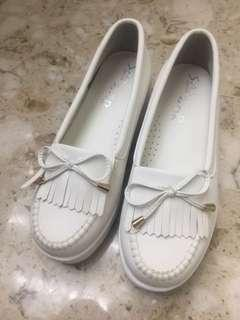 厚底娃娃鞋