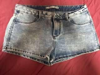 USED Denim shorts!