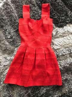 [brand new] Red Dress