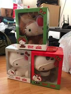 BN We Bare Bears x Hello Kitty LIMITED EDITION