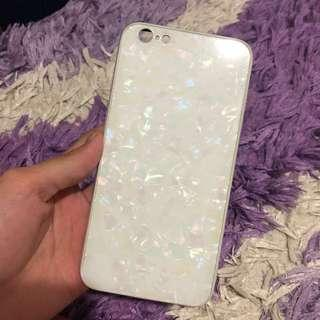 Case iPhone 6+ White Marble