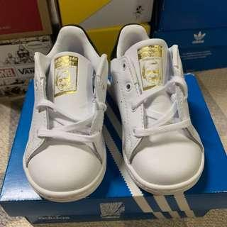 🆕AUTHENTIC ADIDAS STAN SMITH I TODDLER SHOES