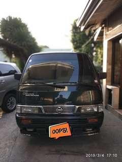 Nissan Urvan Escaped 2011