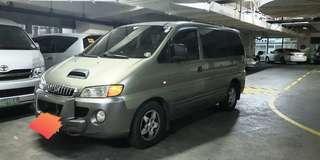 Hyundai Starex 2000 Model Automatic