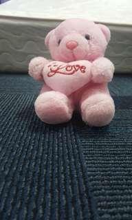 Boneka Beruang Cinta