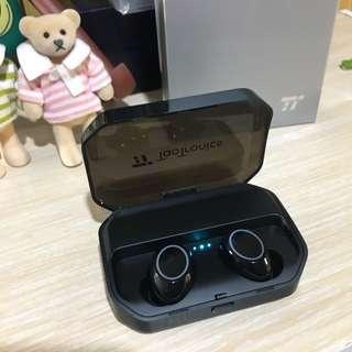 🚚 Taotronics TT-BH052真無線藍牙耳機 開車 運動必備 極新