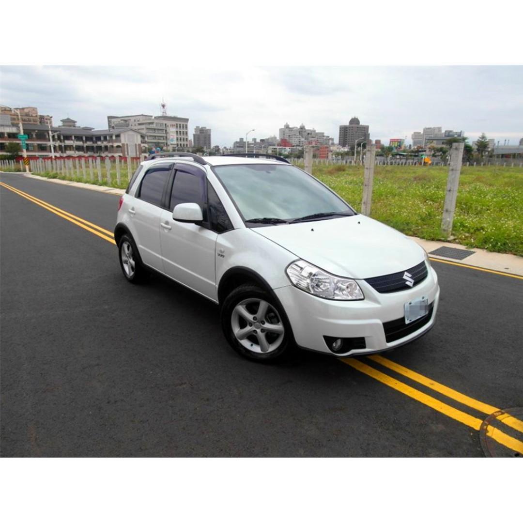 2007年-SX4-1.6白