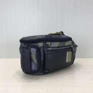 Tumi shoulder pouch