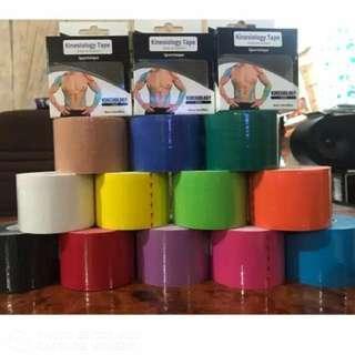 Kinesiology tape /Tapping murah