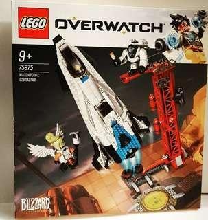 75975 Lego Overwatch Watchpoint: Gibraltar