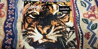 Survivor LP- Eye of the Tiger - 1982