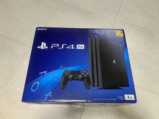 Playstation 4 Pro (1 TB)