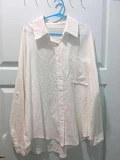 🚚 白襯衫 全新