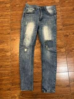 Cotton On Ripped Pants