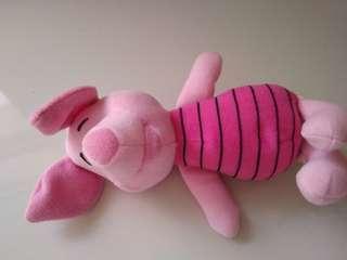 Stuff toy mini piglet