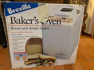Bread and dough maker