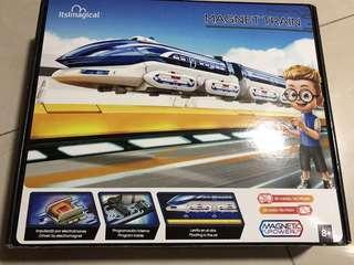 ItsImagical Magnet Train