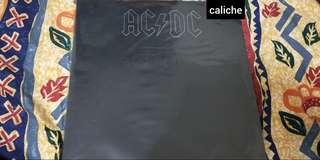AC DC vinyl - Back in Black - 1980