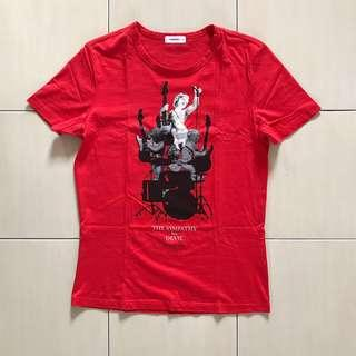 WoodMax Homme Graphic Tee (S)