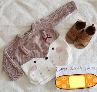 Mothercare Baby knitted sweater